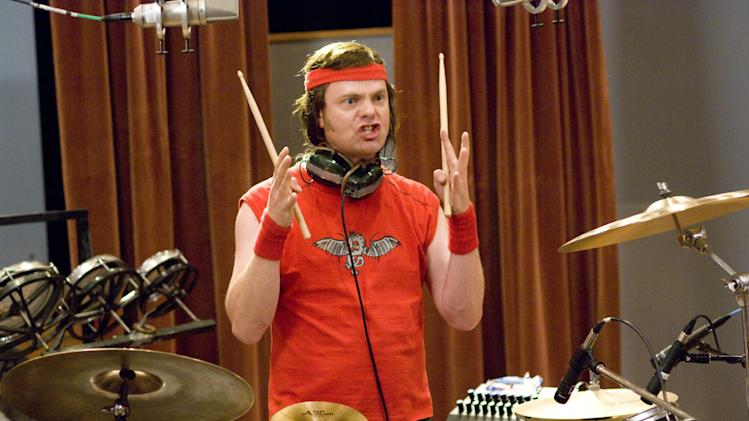 Rainn Wilson The Rocker Production 20th Century Fox 2008