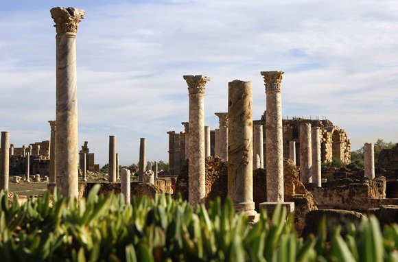 Leptis Magna (Photo: Thinkstock/iStockphoto)