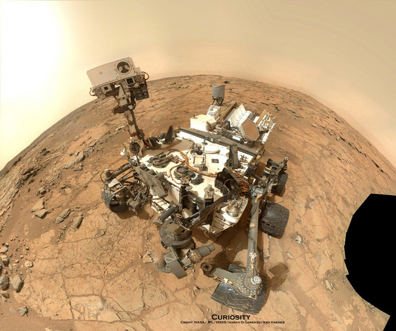 mars rover discovery revealed - photo #5