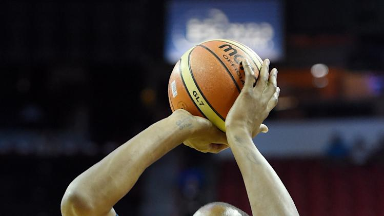 Basketball - Spain out to upset under-manned United States