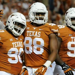 The Replacements: Who Replaces Malcom Brown At Texas?