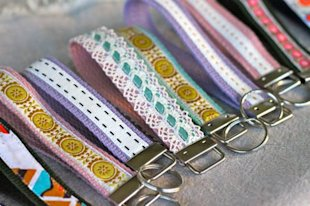 Sew a Key Holder