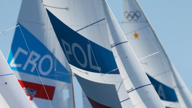 Olympics Day 2 - Sailing