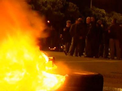 Spain strikes, protests against austerity