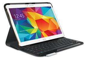 Logitech Expands its Tablet Keyboard Lineup with the Logitech Type-S for the Samsung Galaxy Tab S