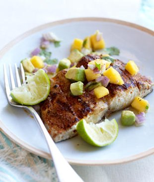 Grilled Mahi Mahi Recipe