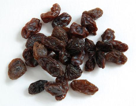Dried Fruit: Hello Raisins