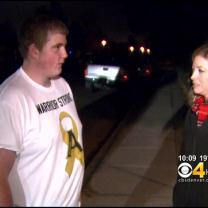 Arapahoe High Students Return To School With Mixed Feelings