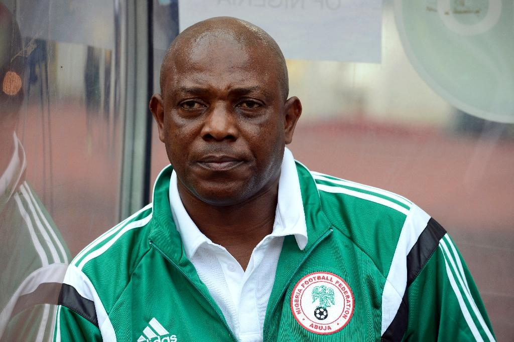 Keshi says Nigeria offered him 'slave contract'