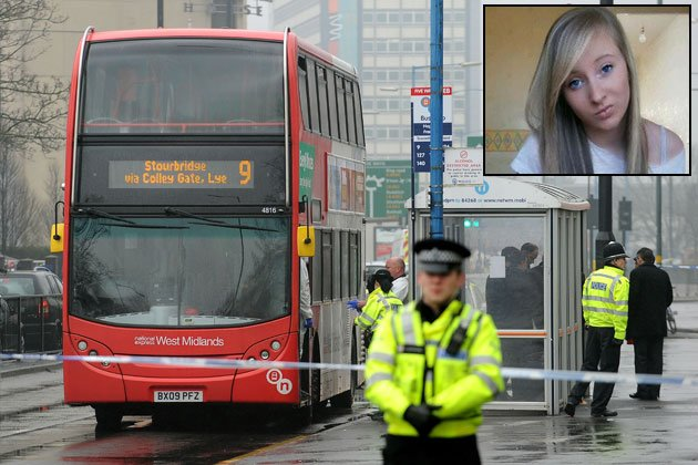 Birmingham bus stabbing