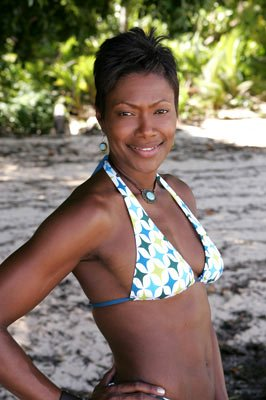 Castaway Jolanda Jones