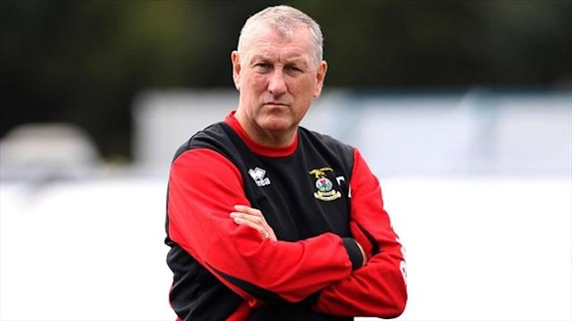 Terry Butcher (PA Photos)