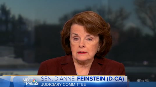 Dianne Feinstein Wants to Ban Assault Weapons