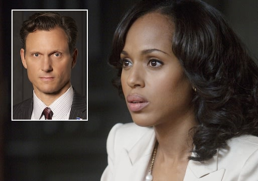 Shonda Rhimes: Scandal's Fierce Fixer Has an Achilles Heel – The President of the United States