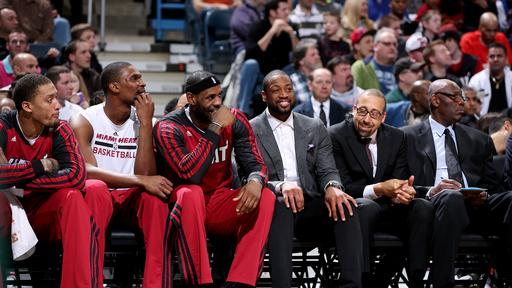 Heat wrap up Midwest trip, beat Bucks 88-67