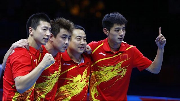 Tennis - China put Liu Guoliang, Kong Linghui in charge of table tennis