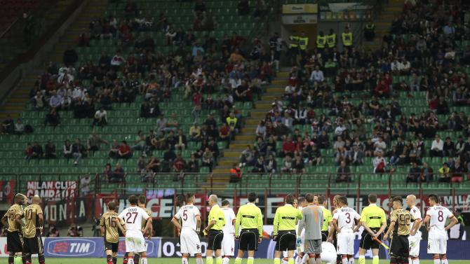 Blatter attacks tiny Roma fine for racism