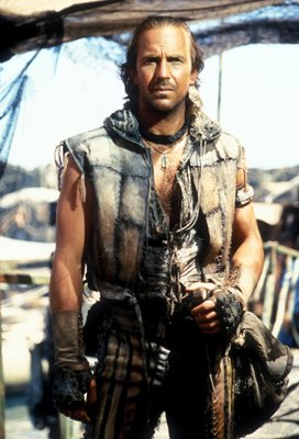 Kevin Costner in Universal Pictures' Waterworld