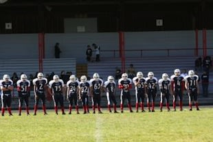 The Triad 8-man football team, which scored 106 points in a victory — TriadSchool.com