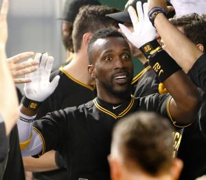 Pirates ride big inning to 7-6 win over Reds