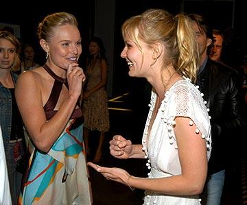 Kate Bosworth, Kirsten Dunst MTV Movie Awards - 5/31/2003