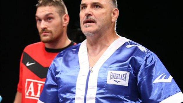 John Fury could get day release to see Tyson take on Haye
