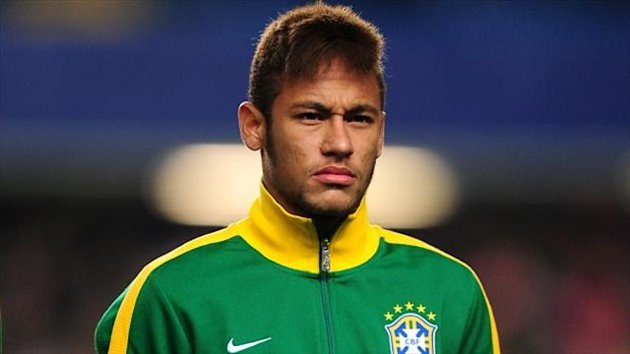 Neymar doesn't see England as contenders for World Cup glory