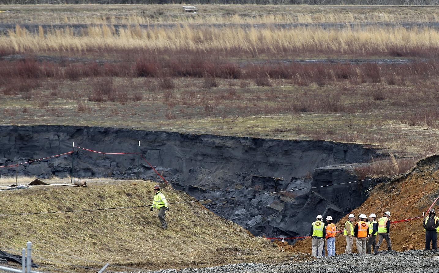 Dan River recovering after coal ash spill as fines weighed