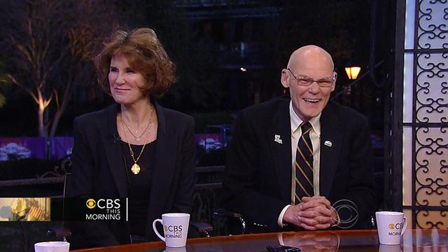 "James Carville on Clinton: ""I hope she does"" run in 2016"