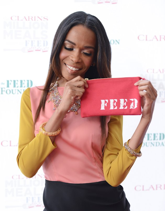The Clarins Million Meals Concert Benefiting FEED Foundation