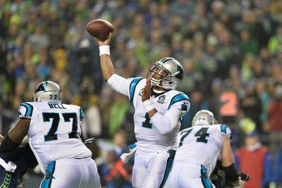 Can the Panthers win the NFC South for the third consecutive year?