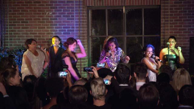 'The Sapphires' Featurette: Live Performance