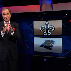 'Playbook': New Orleans Saints vs. Carolina Panthers