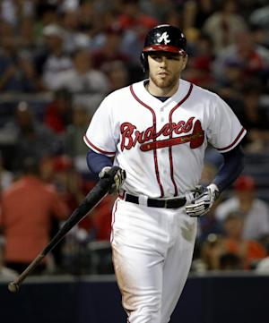 Freeman humbled by biggest deal in Braves' history