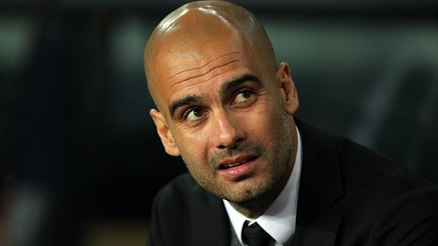 Pep Guardiola is on AC Milan&#39;s radar