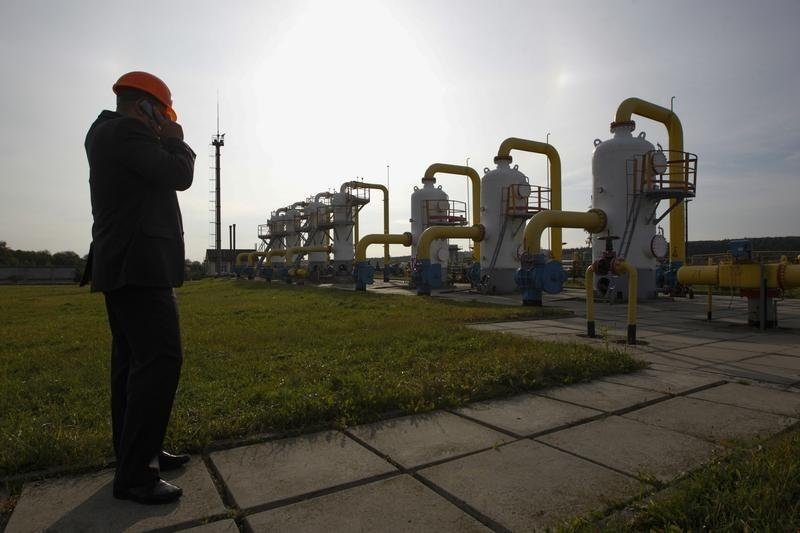 Ukraine says signs deal to buy Russian gas at lower price