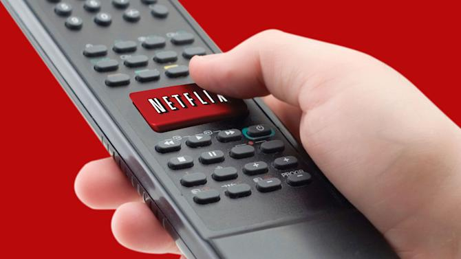 FILE - In this photo provided by Netflix Inc., a representation of the Netflix one-click remote available on many consumer electronics devices is shown. Netflix has provoked the ire of some of its 23 million subscribers by raising its prices by as much as 60 percent Tuesday for those who want to rent DVDs by mail and watch video on the Internet. New subscribers will have to pay the new prices immediately. The changes take effect Sept. 1, 2011, for Netflix's current customers.(AP Photo/Neflix Inc.)