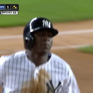 Gregorius' three-run homer