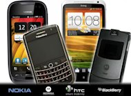 Android supera a Blackberry en su principal mercado