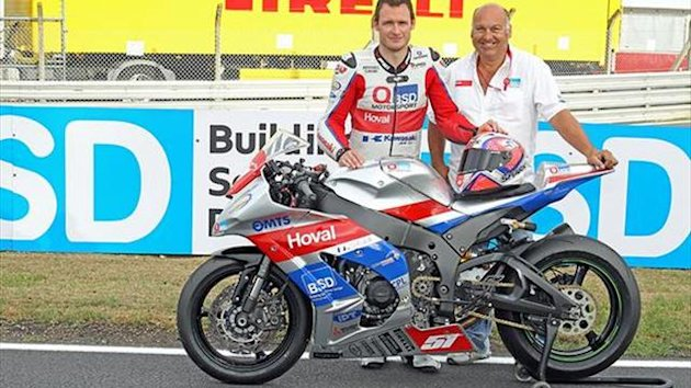 Poole makes step up from Superstock to British Superbikes