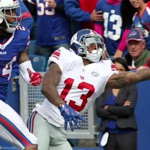 Gottlieb: Odell Beckham fined