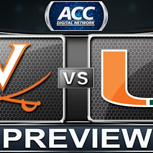 Preview | Virginia vs Miami | ACC Digital Network