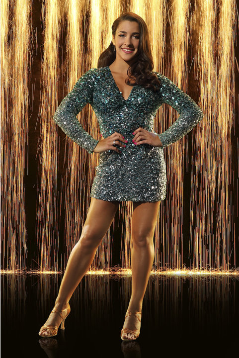 &quot;Dancing with the Stars&quot; Season 16 ALEXANDRA RAISMAN