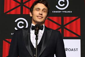 James Franco Doesn't Care If People Think He's Gay: 'I Mean I Wish I Was'