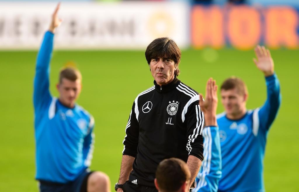 Loew aims to keep Germany's Euro rivals guessing