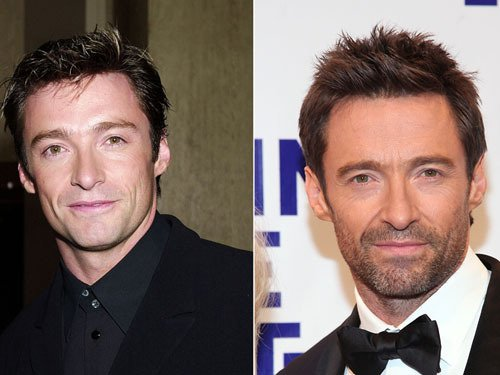 Hugh Jackman, Age 44