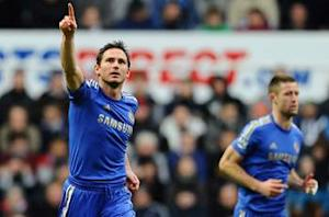 Lampard becomes Chelsea's joint highest goalscorer