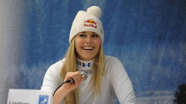 Lindsay Vonn alpine skiing