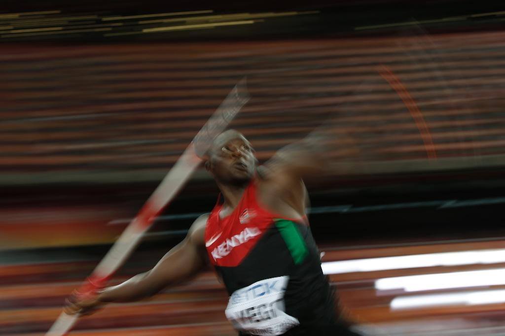 African javelin throwers flourish after Finnish school