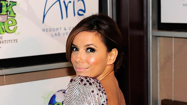 Eva Longoria Rock For The Cure